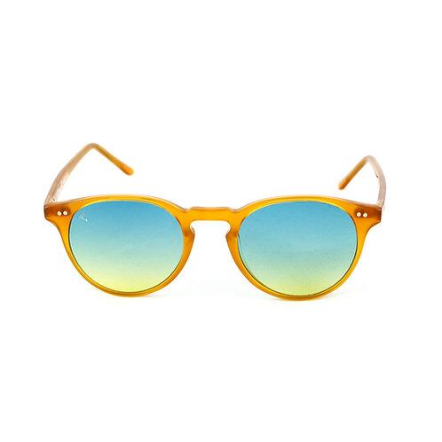Cocteau C07 Honey - Bic. azure yellow lens