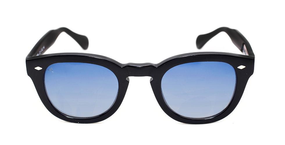 Brera C01 Black - Blue degrade lens