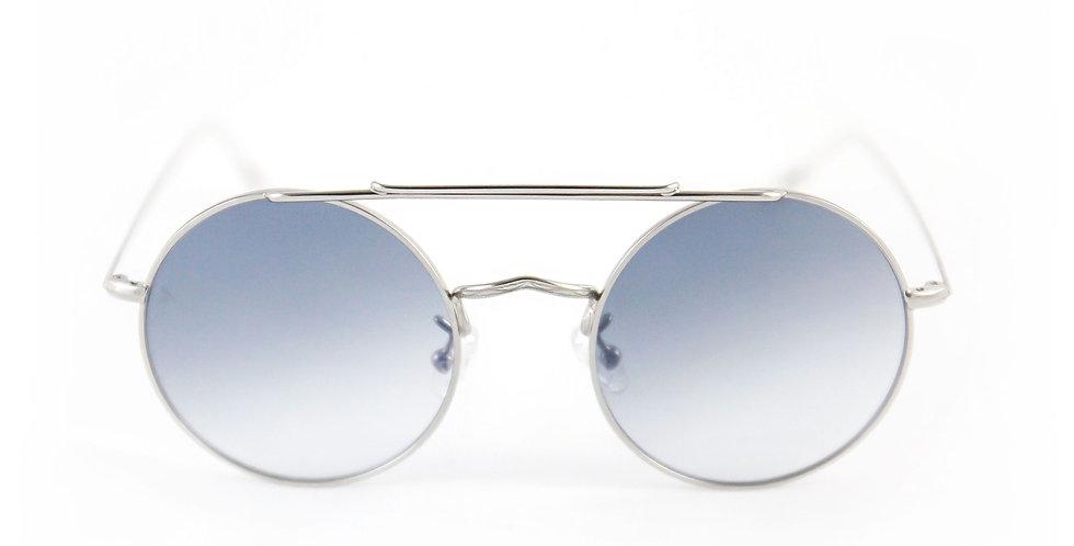 Tom C02 Shiny silver - Silver zero flash lens