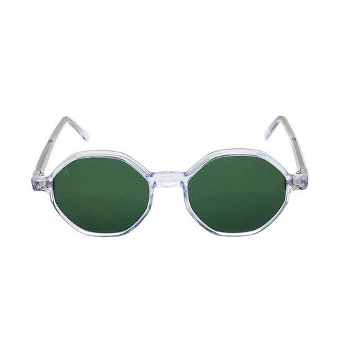 Porto Cervo C04 Crystal - Green G15 lenses