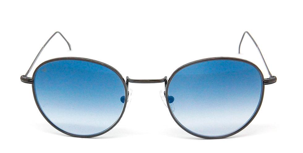 Gary C03 Shiny black - Blue flash zero lens