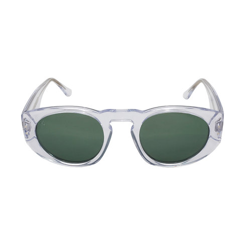 Ponza C04 Crystal - Green G15 lenses