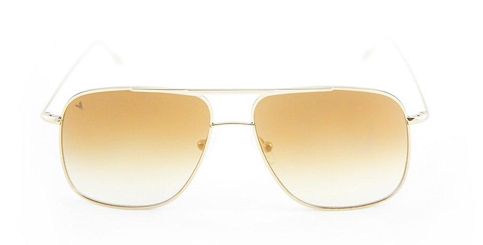 Myke C03 Shiny gold - Gold zero flash lens