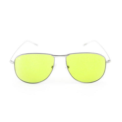 Tyler C04 Shiny bronze - Green pastel lens