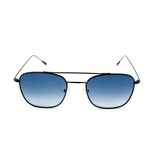 Capri C01 Black  - Blue degrade lens