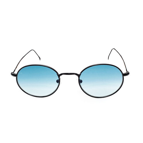 Lennon C01 Black - Blue degrade zero lens
