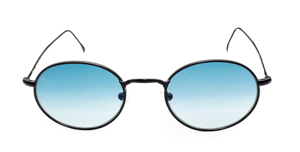 Lennon C01 Black - Blue degrade zero lens