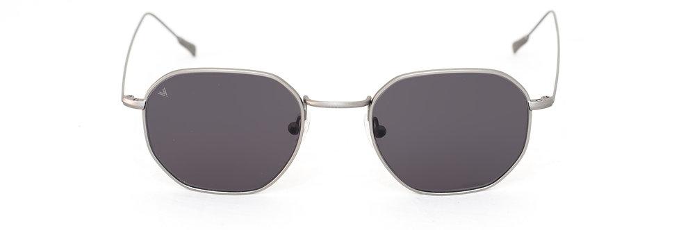 Karl C05 Silver matte - Green g15 zero lens