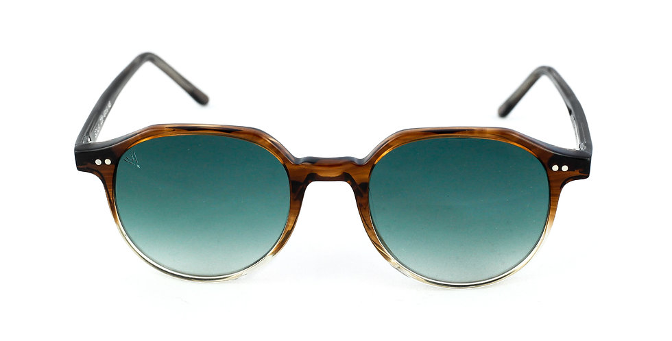 Scala C06 Shaded brown - Green degrade lens