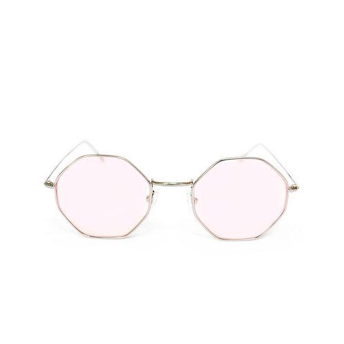 Paul C11 - Shiny Bonze/Pink Pastel lens