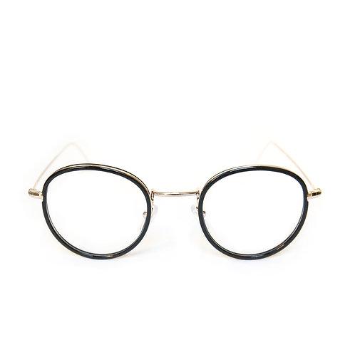 Miller C01 Shiny gold & black