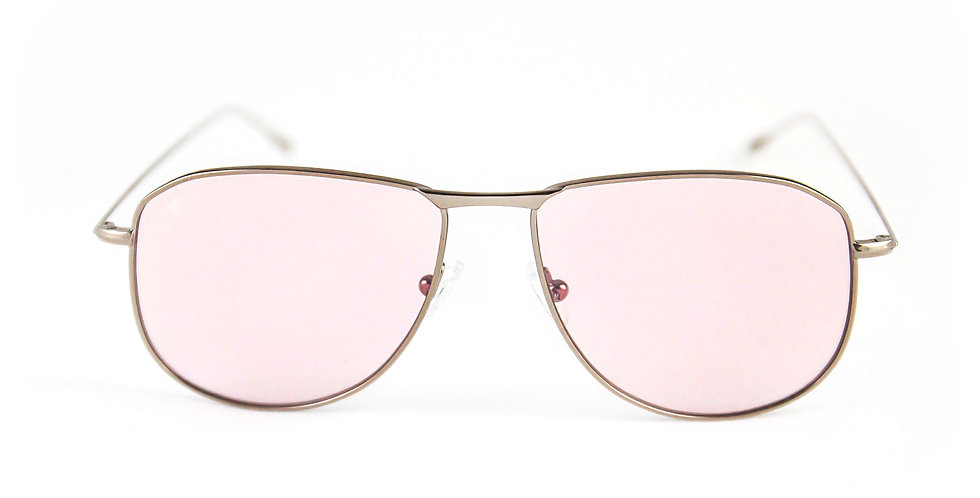 Tyler C05 Shiny Pink/Pink Pastel Lens