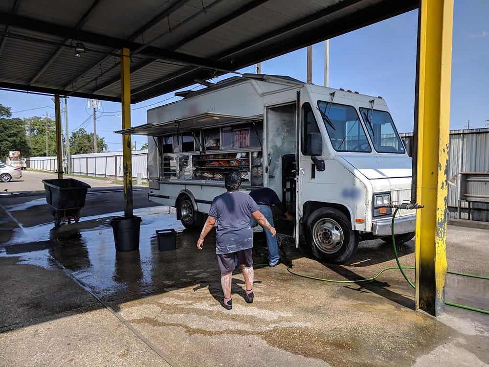 Food truck commissary Houston