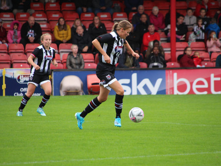 2019 Female Football at Grimsby Town FC