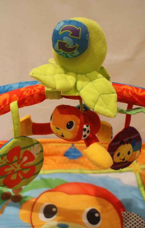 Includes Removable Dangle Toys Can Be Used As Teethers Stroller And Car Seat