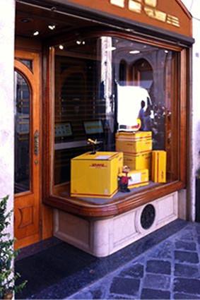 DHL Montecitorio