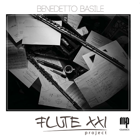 """Nuovo cd: """"FLUTE XXI project"""""""