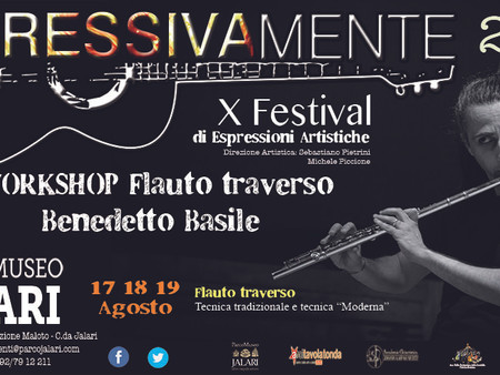 Workshop flauto traverso