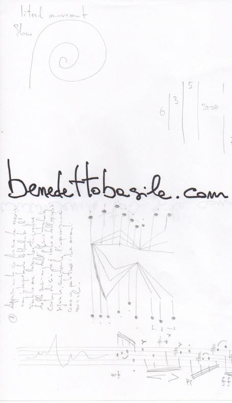 benedettobasile.com da oggi on-line