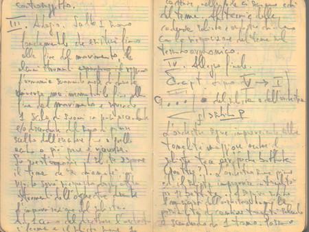 Riguardo la mia ricerca musicale: appunti sparsi