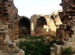 Saint George of the Greek Church Ruins (