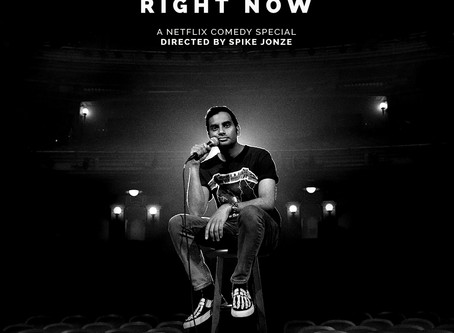Aziz Ansari y ¿lo qué está bien?