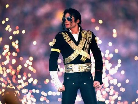 Michael Jackson y el Halftime