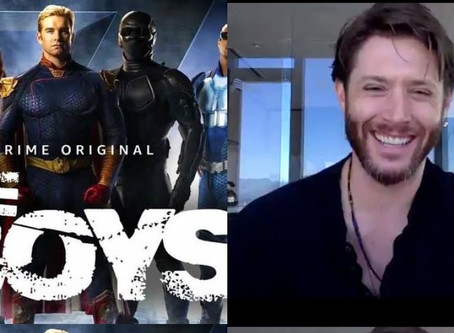 Jensen Ackles será Soldier Boy en The Boys