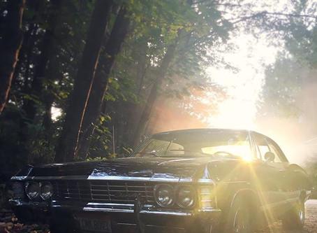"""""""Baby"""" el impala 67 más hermoso"""
