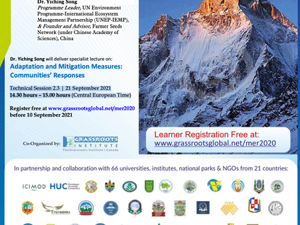 Summer Field School [Online]Mountain Ecosystems and Resource Management