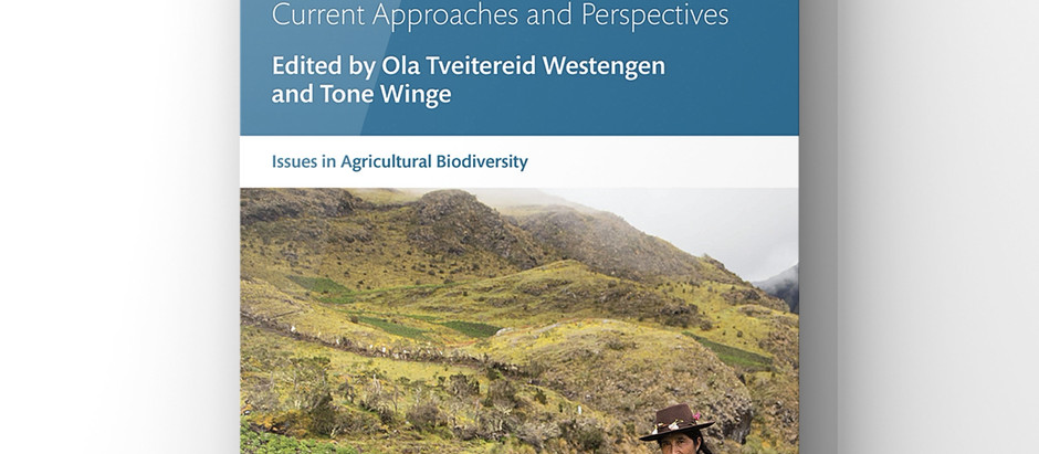 Books : Farmers and plant breeding: current approaches and perspectives