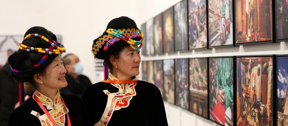 《种子:全球挑战与中国现实》报告发布暨传统农耕文化大地艺术摄影展在京开幕