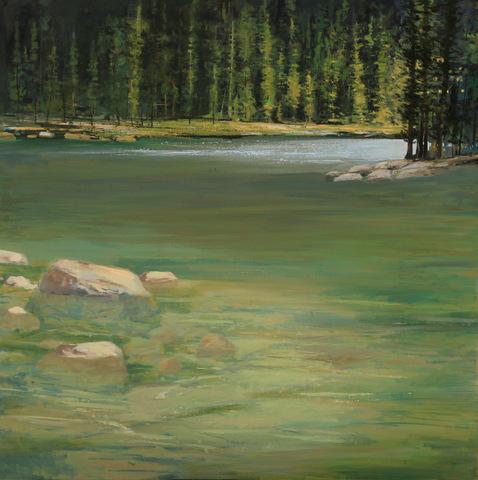 1-Jenny Lake 38x38 $6000