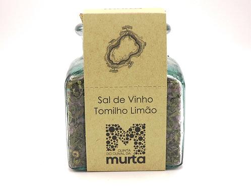 Sal de Vinho com Tomilho Limão