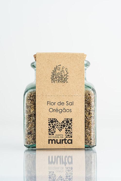 Flor de Sal com Orégãos