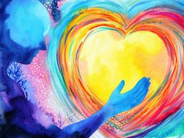 L'Énergie de l'Amour ... Énergie qui révèle la puissance du cœur