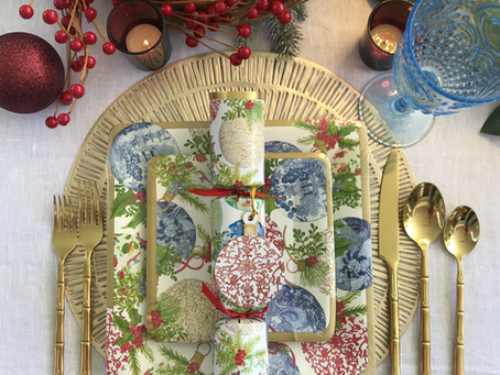 Christmas Table Setting Ideas to 'WOW' Your Guests