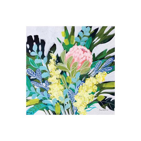 Cocktail Size Paper Napkins - Royal Botanic - 20pack