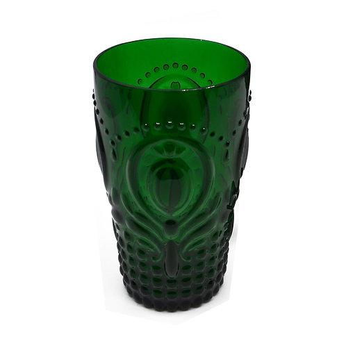 Acrylic Tumbler Tall - Green