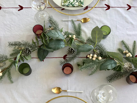 10 CHRISTMAS TABLE SETTING MISTAKES TO AVOID