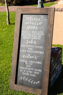 Dark wood Chalkboard menu.jpg