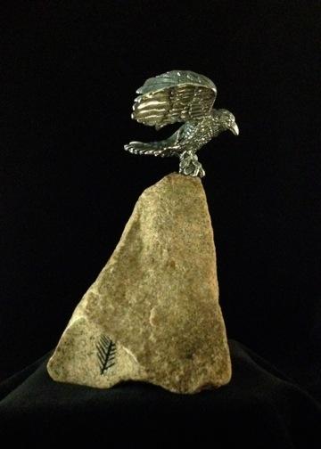 Raven Lady Petroglyph, 2012