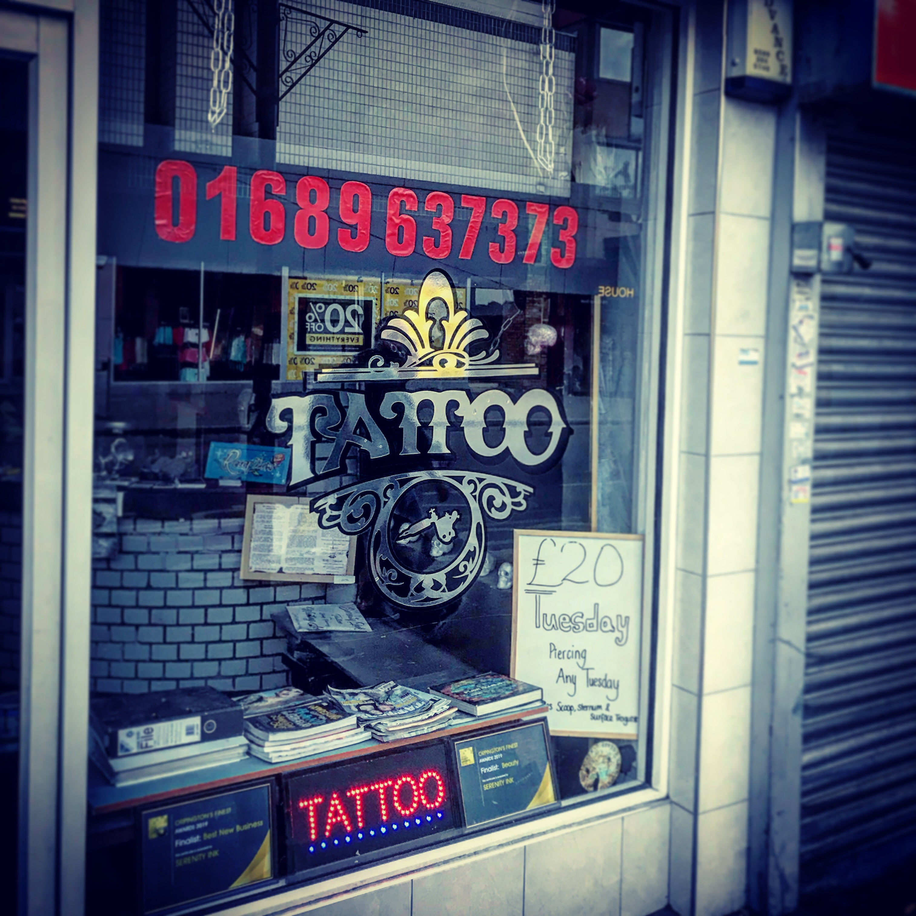Serenity Ink Tattoo Studio