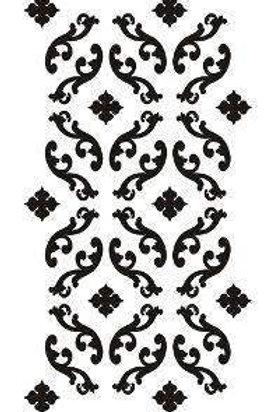 Parisian Scroll Allover