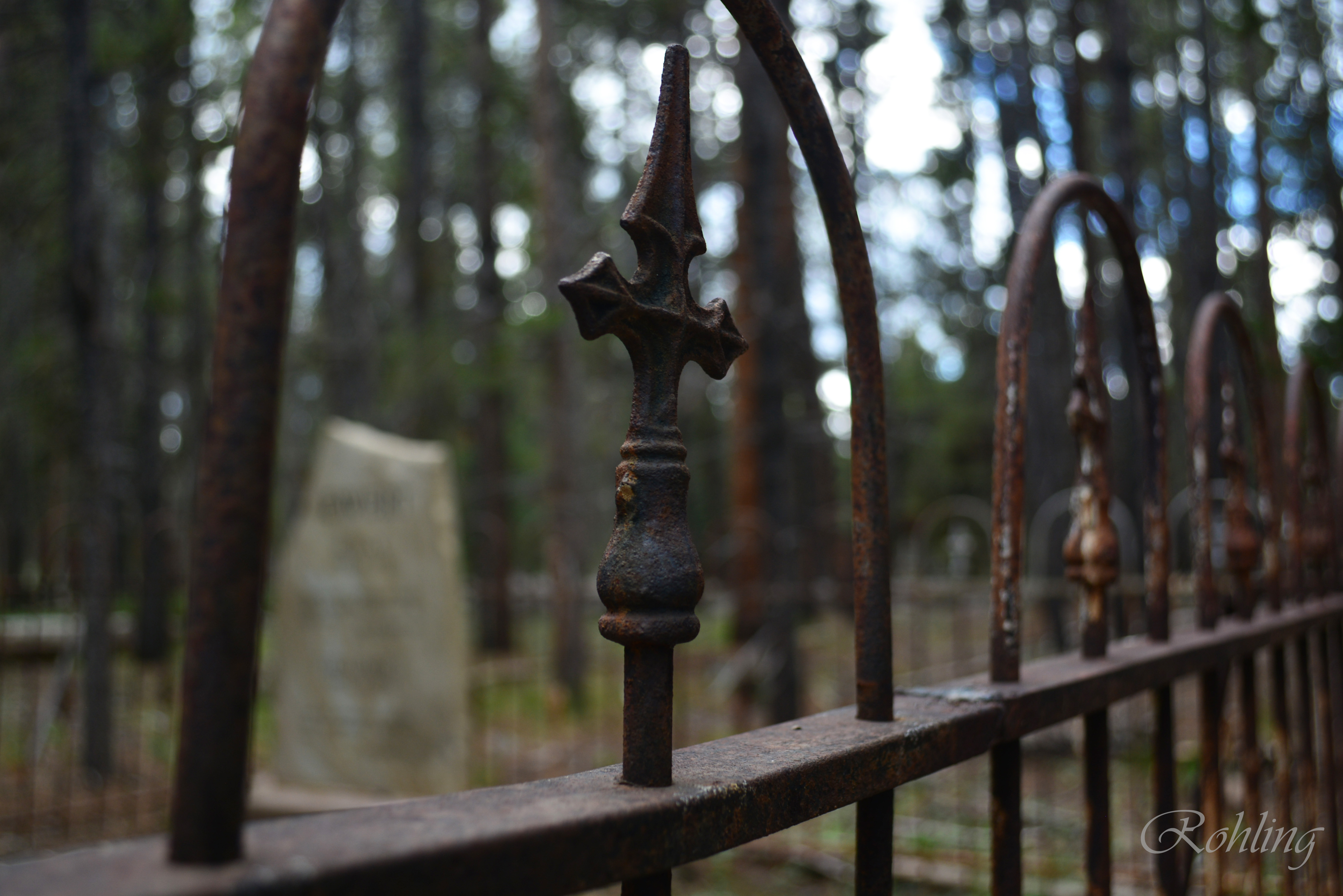Tin Cup Cemetery