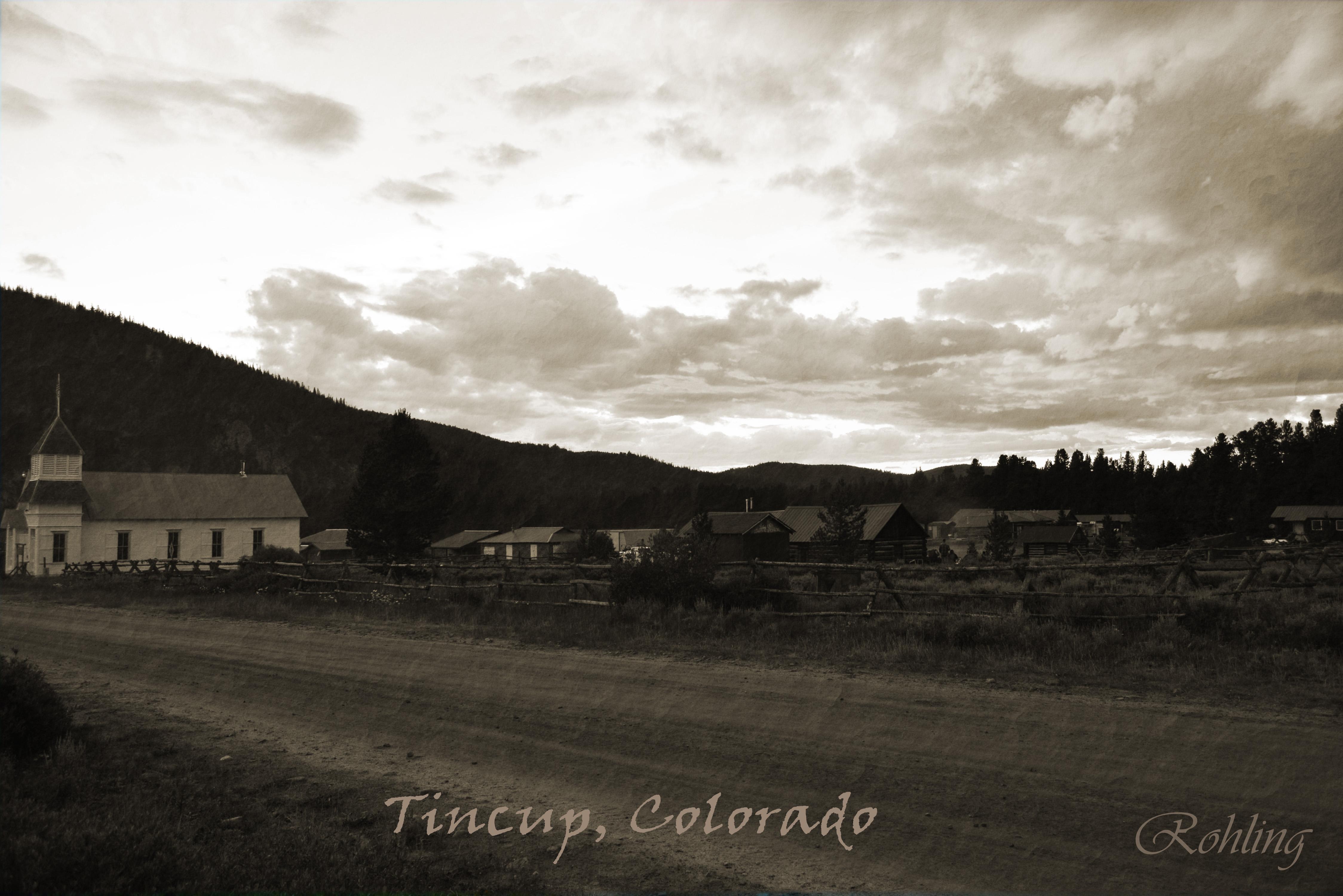 Tin Cup, Colorado