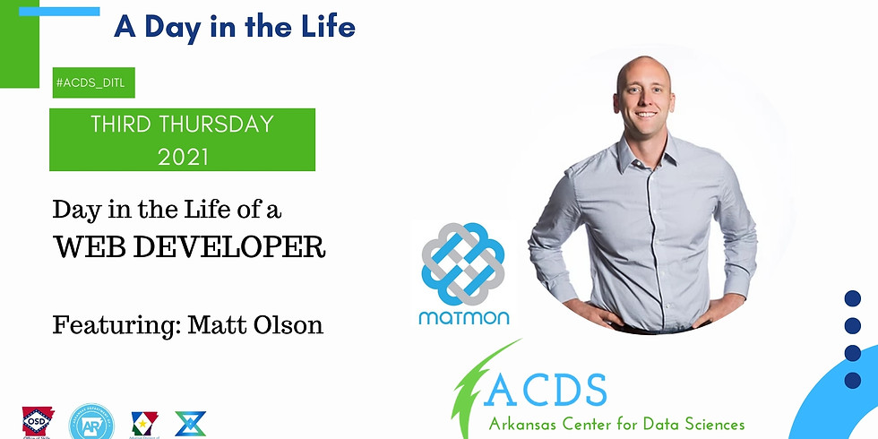 Day in the Life: Web Developer