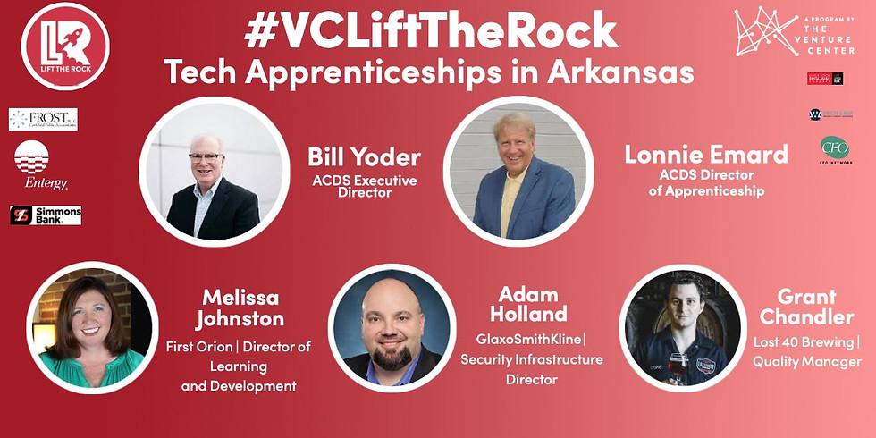 VCLift The Rock   Tech Apprenticeships in Arkansas