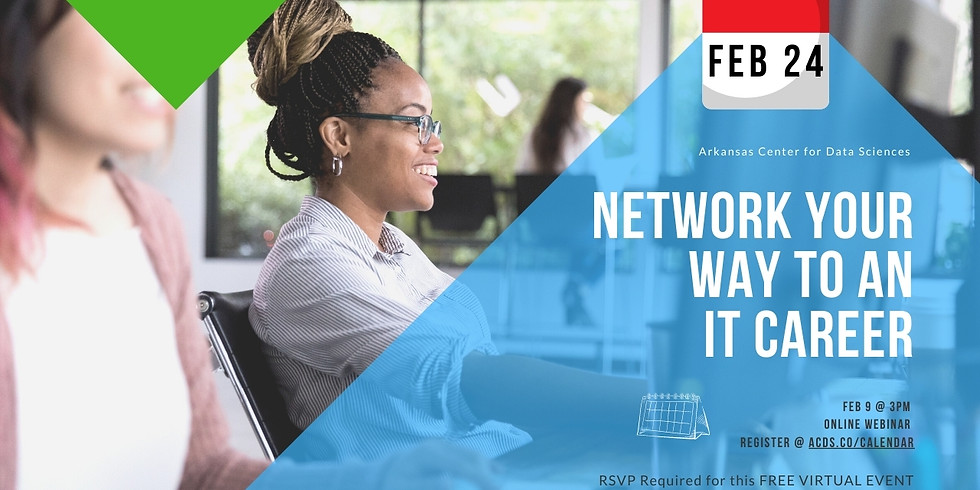 Network Your Way to an IT Career!