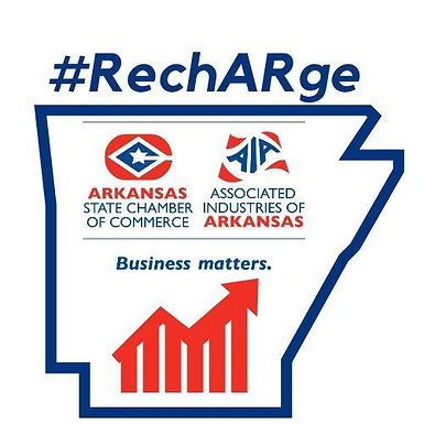 """State Chamber/AIA """"RechARge Arkansas"""""""